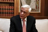 Greek President Recieves IAO Delegation Speaks on Refugees, Orthodoxy, and Human Worth
