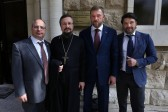 Representative of Patriarch of Moscow and all Russia visits Syria with Russian delegation