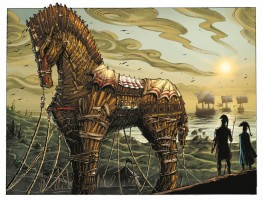 The Gospel and the Trojan Horse