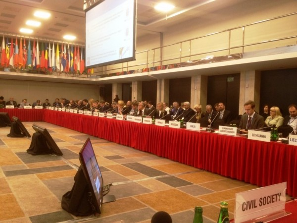 OSCE meeting in Warsaw addresses the capture of Ukrainian Orthodox Churches