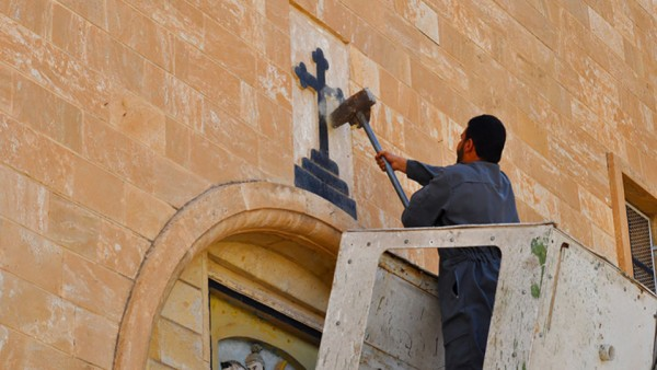 ISIS Is Using Ancient Churches As Slaughterhouses And Torture Chambers