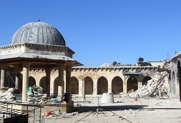 suriye-tarihi-cami-umayyad