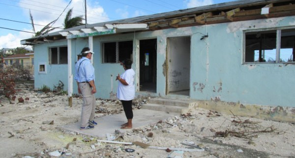 IOCC Delivers Relief To Hurricane Joaquin Survivors In The Bahamas