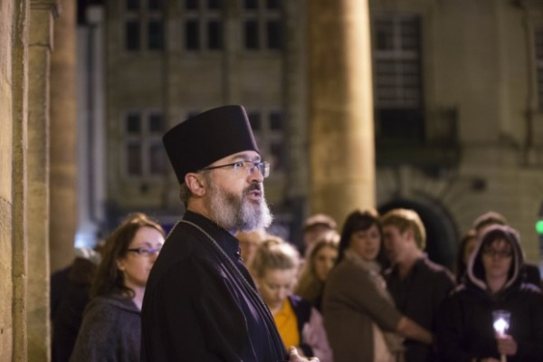 Paris attacks nothing to do with real Islam, Northampton vigil told