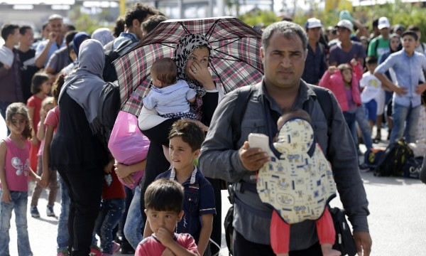 Statement on the Reception of Refugees in the United States