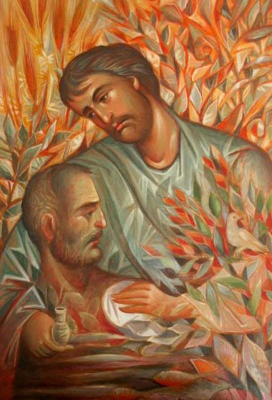 Reading the Parable of the Good Samaritan
