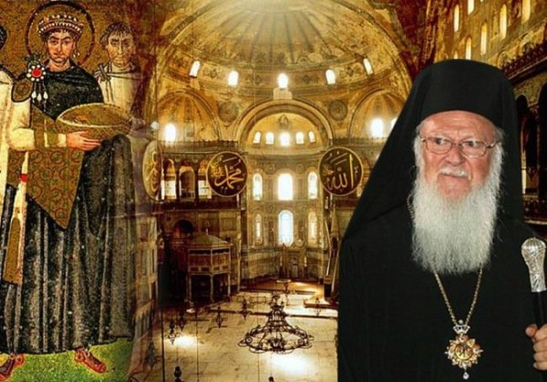 Istanbul Christian Churches United After 1,700 Years
