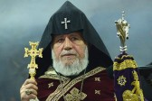 Supreme Patriarch and Catholicos Karekin Ii of all Armenians' condolences to the Primate of the Russian Orthodox Church over the death of people in air crash in Egypt