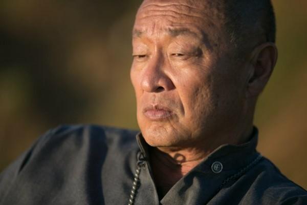Actor Cary-Hiroyuki Tagawa Baptized With the Name of Panteleimon