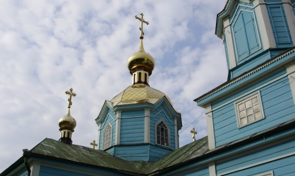 Another church of Moscow Patriarchate robbed and set on fire in western Ukraine