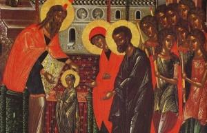 Entering into the Nativity