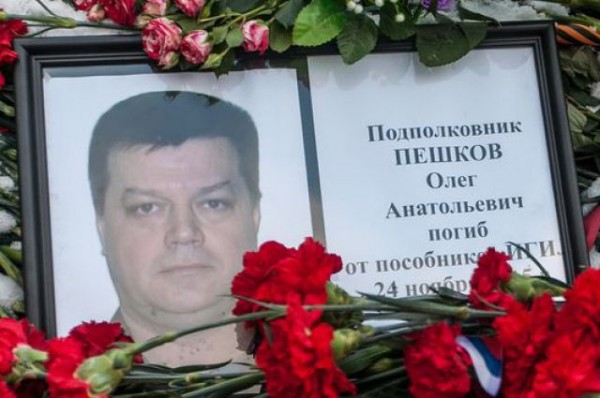 10,000 compatriots prayed in Lipetsk at the requiem service for the pilot killed in Syria