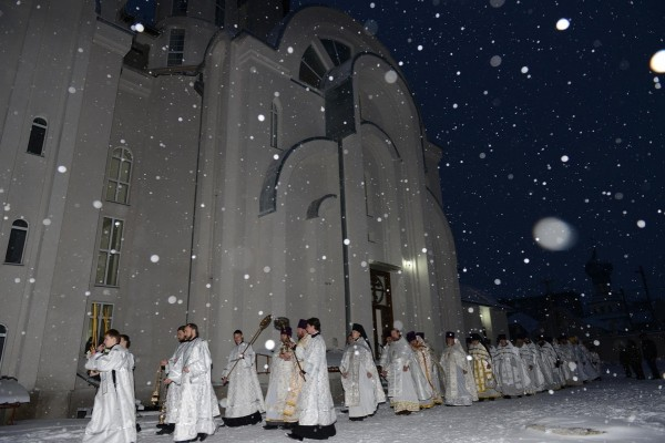 Biggest in the Central Asia Orthodox church opened in Bishkek