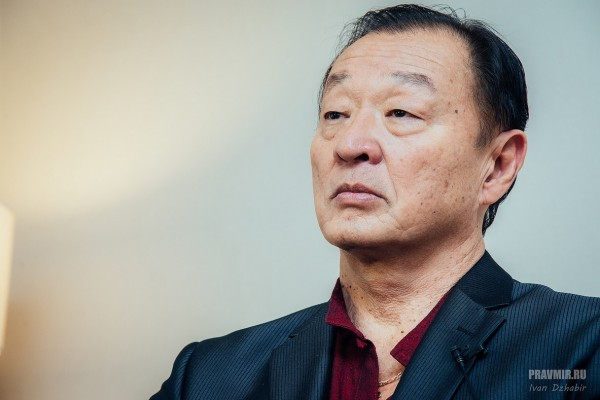 Cary-Hiroyuki Tagawa:  I'm Not Afraid to Die, I'm Just Afraid I'm Not Worthy of God's Love