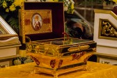 Over 850,000 believers venerated the Russian Baptist's relics