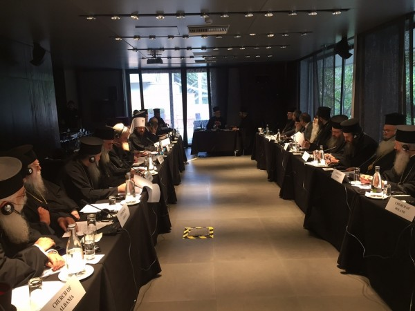 Special Inter-Orthodox Commission for preparing Pan-Orthodox Council completes its session