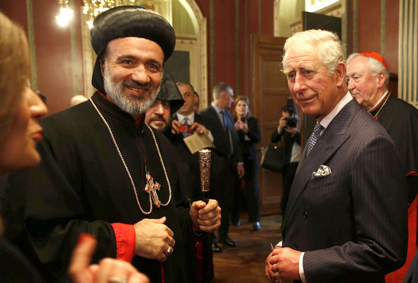 Christians will disappear completely from Iraq within five years, Prince Charles warns