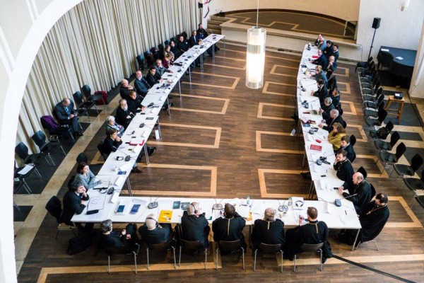 Russian Orthodox Church and Evangelical Church in Germany hold joint conference dedicated to the 70th anniversary of the end of World War II