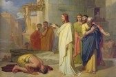 On the Healing of the Ten Lepers and the Virtue of Obedience