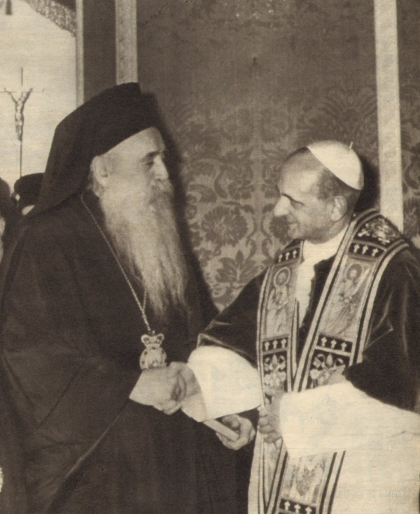 50th Commemoration of the Common Lifting of Anathemas between the Orthodox and Roman Catholic Churches