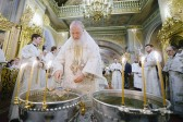 Some two million people attend Feast of Baptism of Christ celebrations in Russia