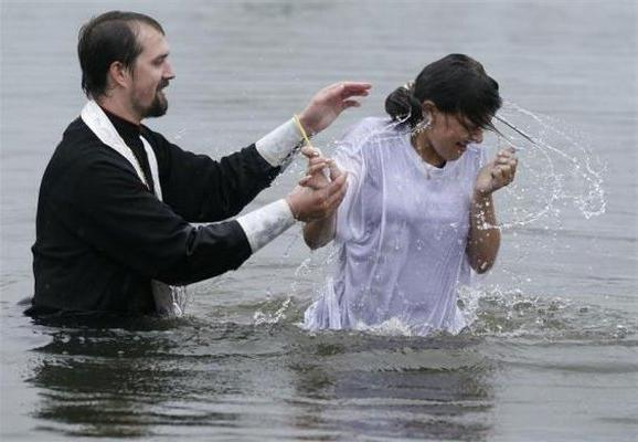 Our Baptism Is Not Simply a One-Time Event