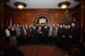 Scholars' Meeting at the Phanar