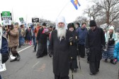 Strong Orthodox presence at DC March for Life—despite the weather!