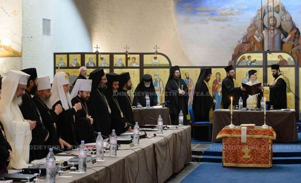 Orthodox Leaders Moving Synod to Crete Citing Geopolitical Concerns in Turkey