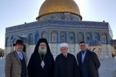 Christian delegation : Jerusalem is the incubator of our Palestinian unity
