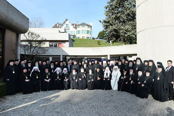 Synaxis of Primates of local Orthodox Church completes its work in Geneva