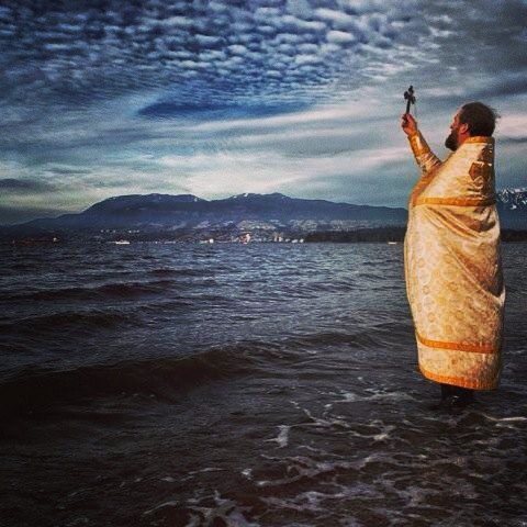 The Great Blessing of Waters:  From Sea to Sea