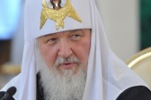"Patriarch Kirill calls Russian military operation in Syria ""response defensive action"""