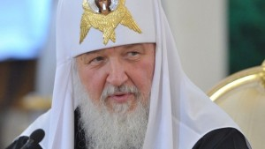 Patriarch Kirill calls Russian military operation…