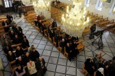 Churches in Damascus and Homs hold New Year mass