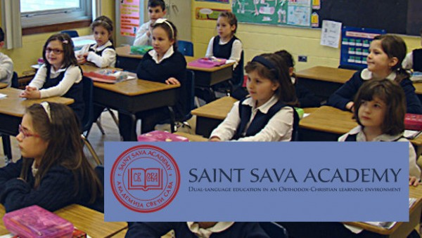 Mayor of Chicago Proclaims Saint Sava Academy Day