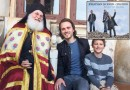 Hollywood Actor Jonathan Jackson to Release Album about Orthodoxy