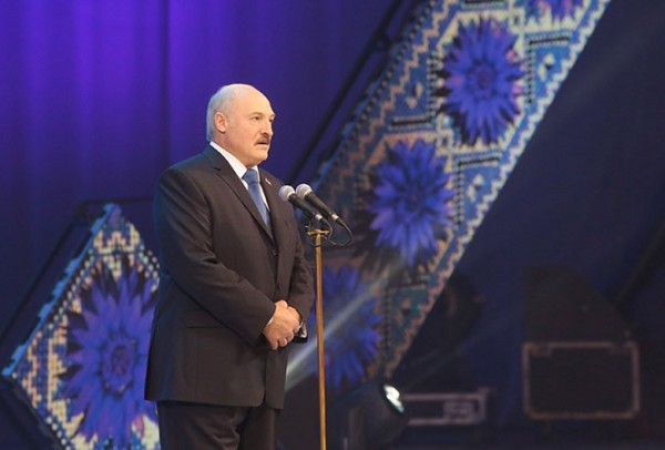 Lukashenko: Nation's unity around genuine values is a guarantee of future and progress