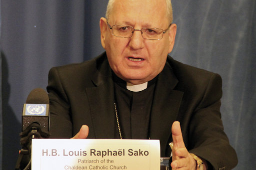 Patriarch Sako on Christian Persecution: 'Is This Not a Crime Against Humanity?'