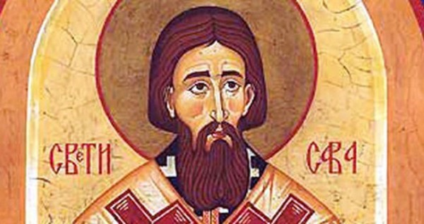 Feast day of St. Sava, founder of Serbian Orthodox Church
