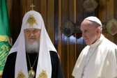 Meeting between Patriarch Kirill, Pope affected situation in world – Russian Church