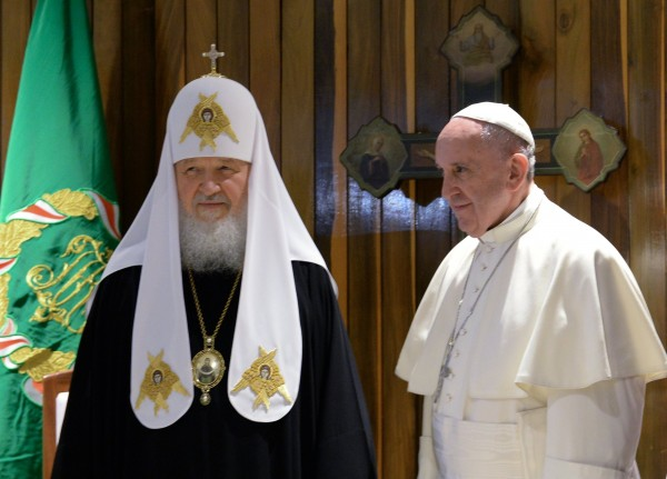 Paraguay president deems Patriarch Kirill, Pontiff to be world's main religious leaders