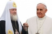 Patriarch, pope meeting 'a mutual step halfway' between Russia, Western world – Peskov