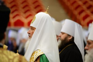 Patriarch Kirill calls upon the plenitude…