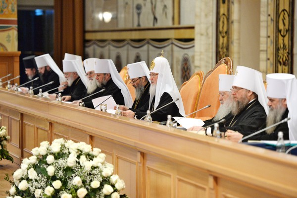 Patriarch Kirill: We do not call the forthcoming Pan-Orthodox Council ecumenical