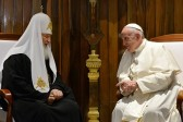 Joint Declaration of Pope Francis and Patriarch Kirill of Moscow and All Russia