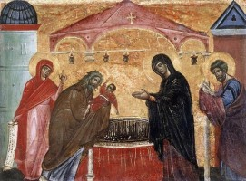 Offering Gratitude with St. Simeon: On…