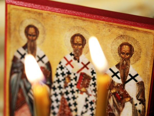 The Feast of the Three Hierarchs As the Symbol of the Equality and Unity of the Great Teachers