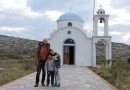 This Greek Teacher and His Two Students Commemorate Three Hierarchs Day on Tiny Greek Island