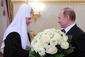 Putin Meets With Patriarch Of Moscow And All Russia Kirill